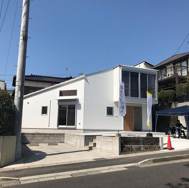 オープンハウスしてます。4/4.・4/5場所は桜ヶ丘四丁目公園前です。詳しい内容はこちらに↓https://onoken-web.com/blog-7523#鹿児島注文住宅#鹿児島オープンハウス